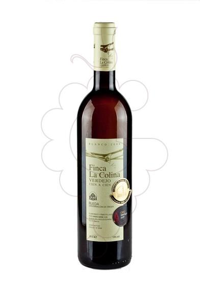 Foto Finca la Colina Verdejo vi blanc