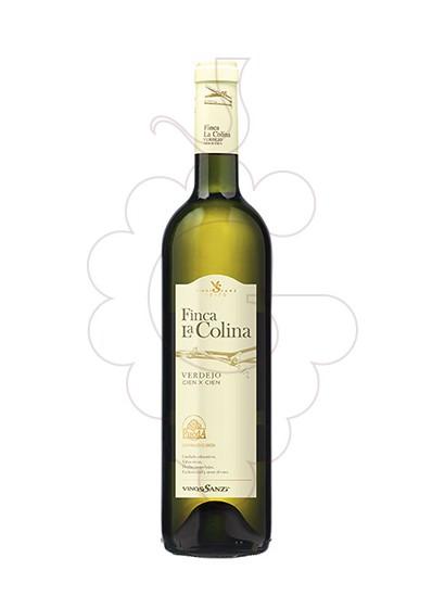 Foto Finca la Colina Verdejo Magnum vi blanc