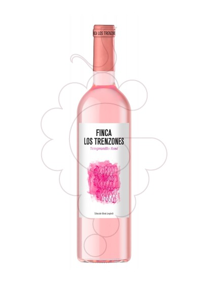 Foto Finca los trenzones rose temp vi rosat