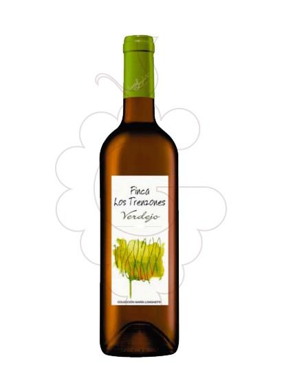 Foto Finca los Trenzones Verdejo vi blanc