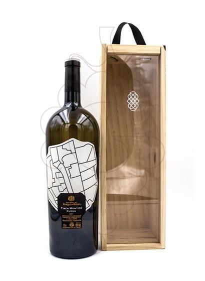 Foto Finca montico verdejo magnum vi blanc