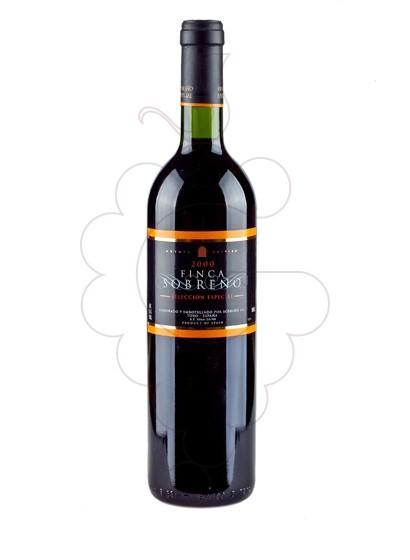 Foto Finca Sobreño Selecció Especial vi negre