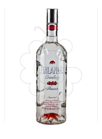 Foto Vodka Finlandia Cranberry
