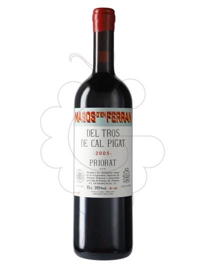 Foto Finques Cims de Porrera Masos d'en Ferran del tros de cal Pigat vi negre
