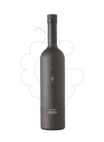 Foto Vodka Five