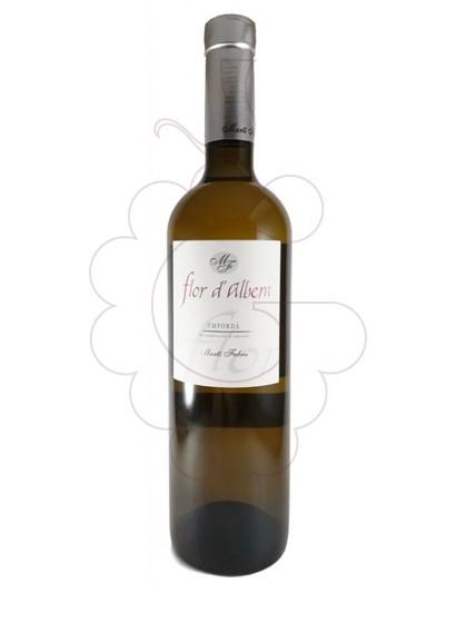 Foto Flor d'Albera vi blanc