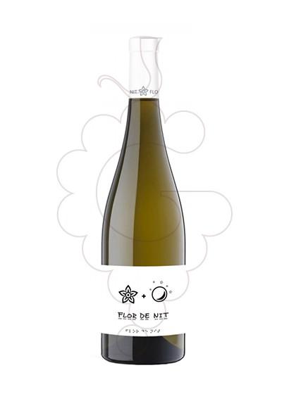 Foto Flor de Nit Blanc vi blanc