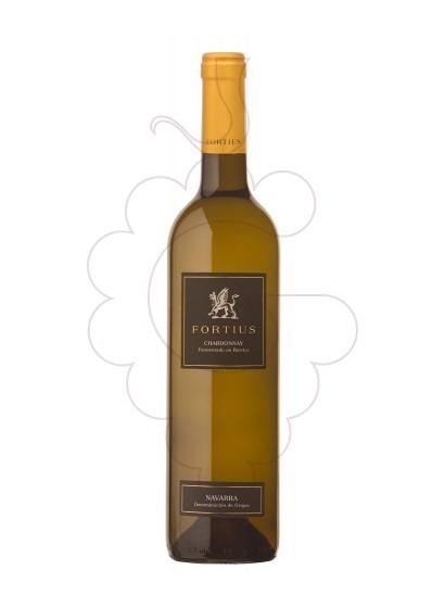 Foto Fortius Chardonnay Barrica vi blanc
