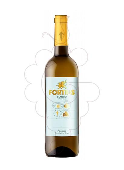 Foto Fortius Blanc Chardonnay vi blanc