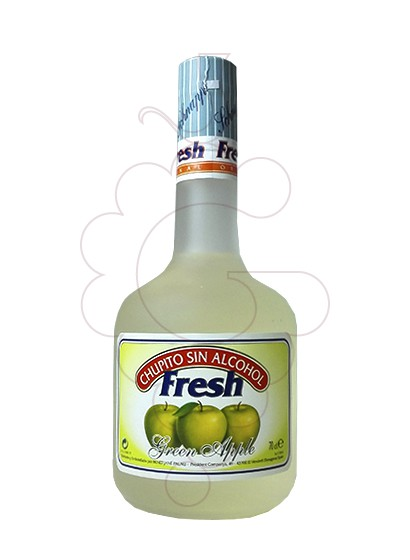 Foto Schnapp sense alcohol Fresh-Green Apple (s/alcohol)