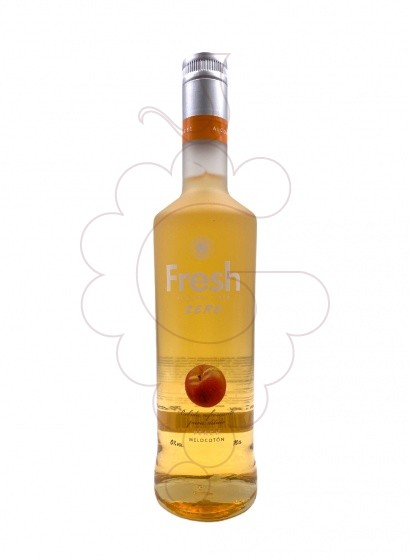 Foto Schnapp sense alcohol Fresh-Peach (s/alcohol)