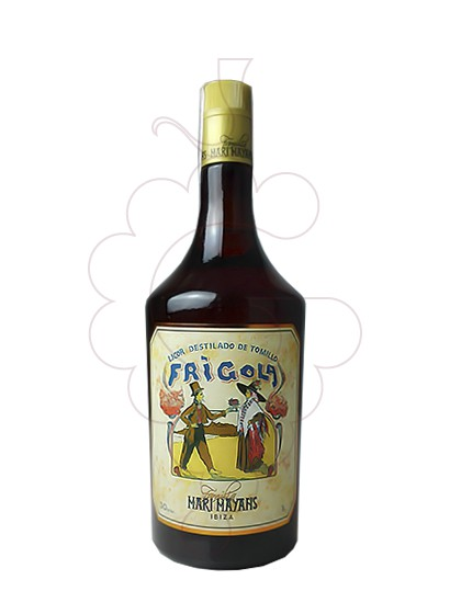 Foto Licor Frigola (Destilat de Frigola)