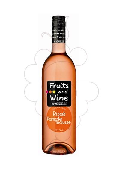 Foto Aperitiu Fruits and Wine Rosé Pamplemouse Magnum
