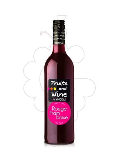 Foto Aperitiu Fruits and Wine Rouge Fambroise