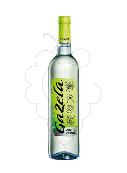 Foto Gazela Vinho Verde Blanc vi blanc