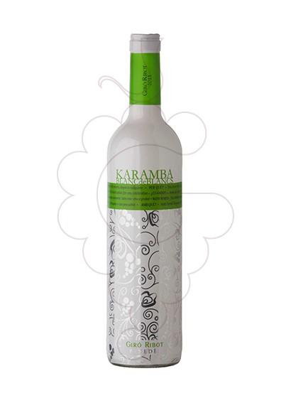 Foto Giro Ribot Blanc de Blancs vi blanc