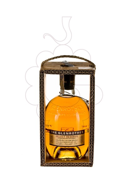 Foto Whisky Glenrothes Select Reserve