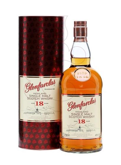 Foto Whisky Glenfarclas 18 Anys