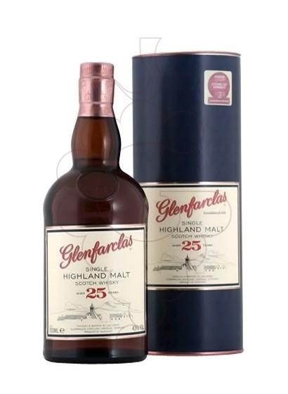 Foto Whisky Glenfarclas 25 Anys