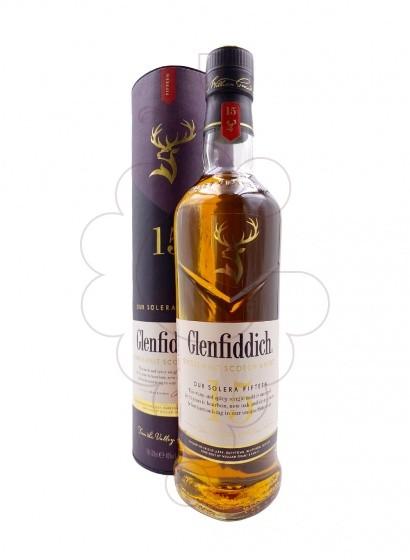 Foto Whisky Glenfiddich 15 Anys
