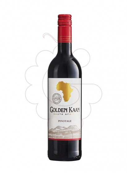 Foto Golden Kaan Pinotage vi negre