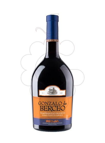 Foto Gonzalo de berceo temp bl f.b vi blanc