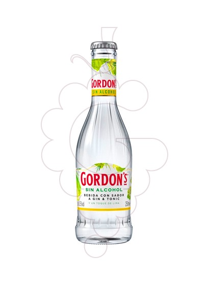 Foto Altres Gordon's Lima (s/alcohol)