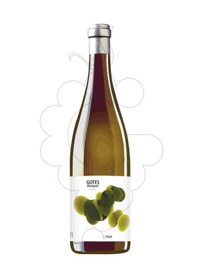 Foto Gotes Blanques  vi blanc