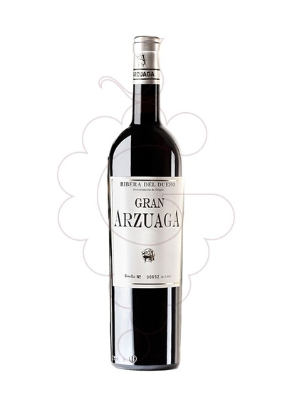 Foto Gran arzuaga 2011 75 cl vi negre