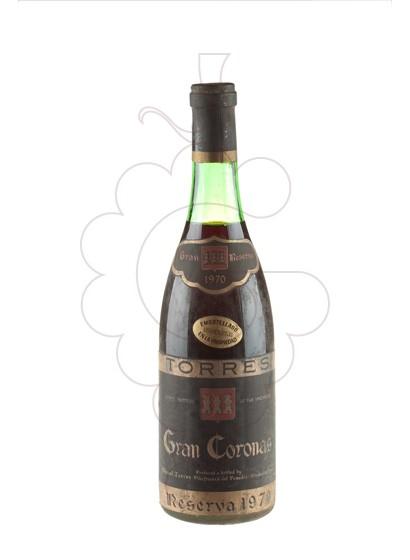 Foto Gran Coronas Etiqueta Negre Reserva vi negre