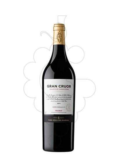 Foto Gran Cruor vi negre