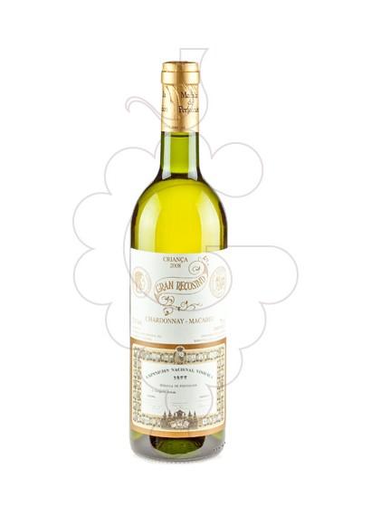Foto Gran Recosind Blanc vi blanc