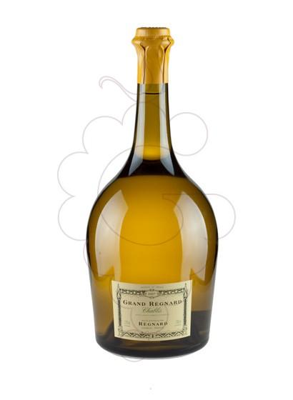 Foto Grand Régnard Chablis Magnum vi blanc