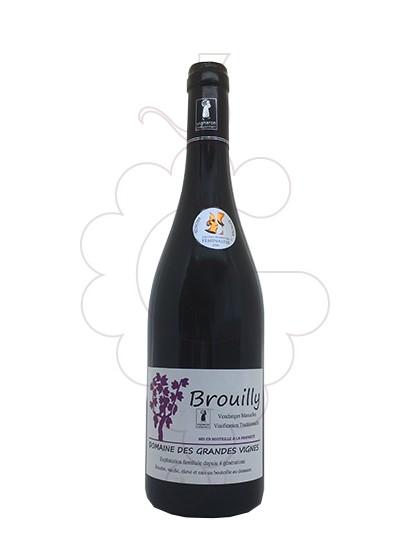 Foto Domaine des Grandes Vignes Brouilly vi negre