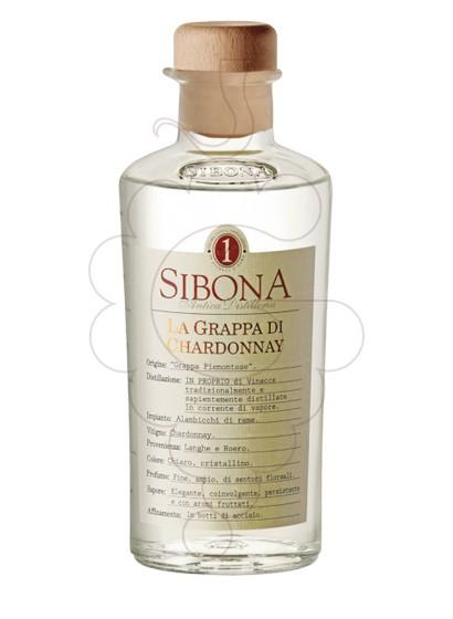 Foto Grappa Grappa Sibona Chardonnay