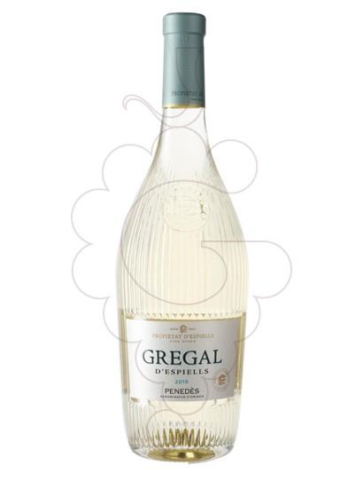 Foto Gregal d'Espiells  vi blanc