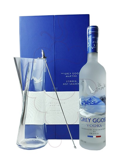 Foto Caixes regal Grey Goose Pack Dry Martini