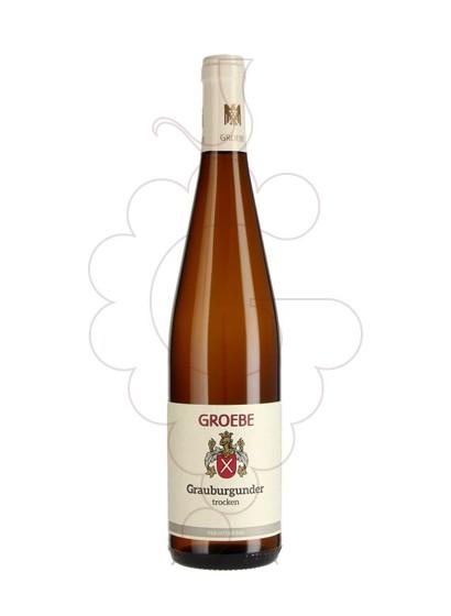 Foto Groebe Grauburgunder Trocken vi blanc