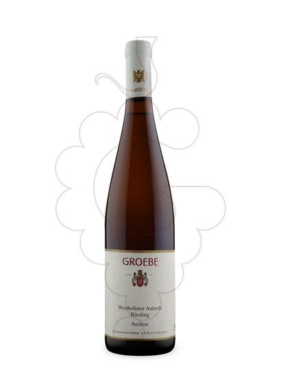 Foto Groebe Westhofener Aulerde Riesling Auslese vi blanc