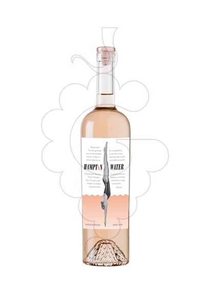 Foto Hampton Water Rose Mini vi rosat