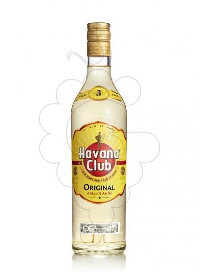 Foto Rom Havana Club 3 Anys