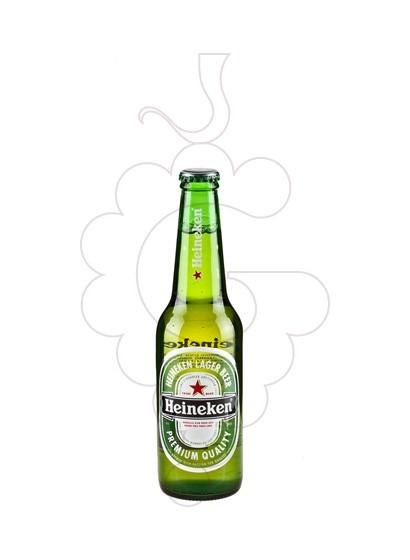 Foto Cervesa Heineken ampolla