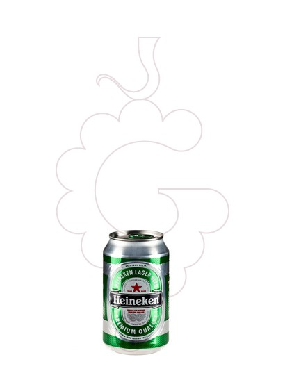 Foto Cervesa Heineken llauna