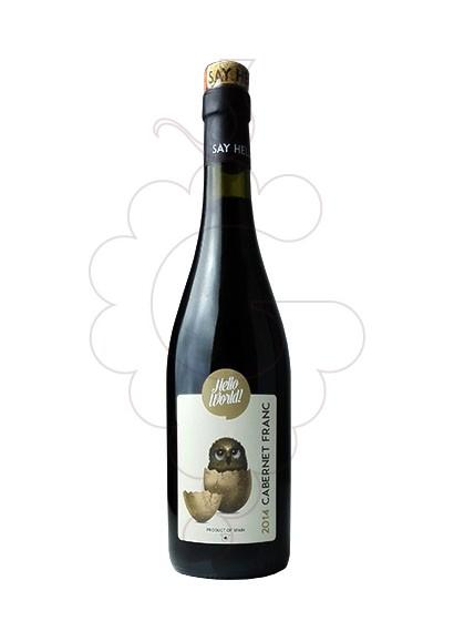 Foto Hello World Cabernet Franc vi negre