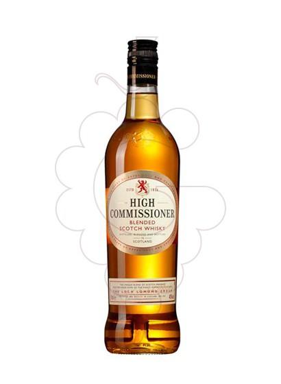 Foto Whisky High Commissioner