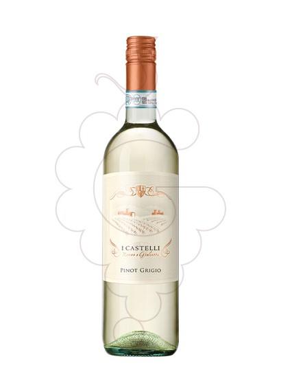 Foto I Castelli Pinot Grigio Blanc vi blanc