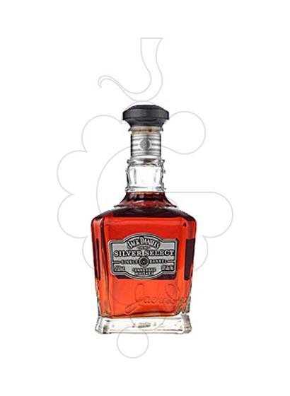 Foto Whisky Jack Daniels Silver Select