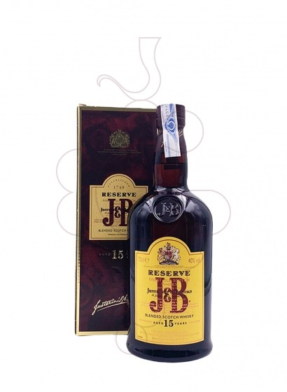Foto Whisky J.B. 15 Anys
