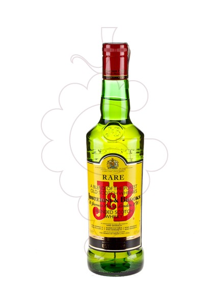 Foto Whisky J.B. no emplenable