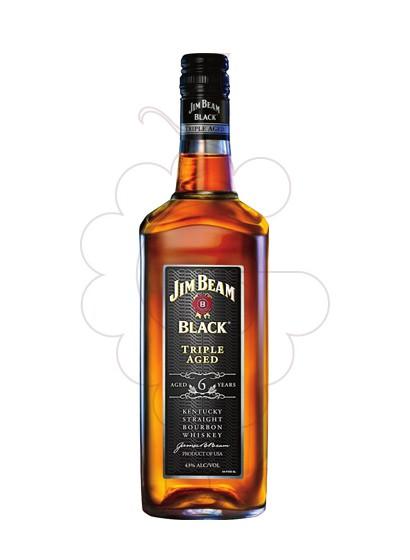 Foto Whisky Jim Beam Black